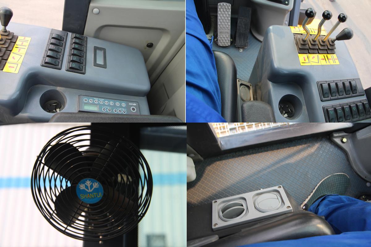 electric forklift, diesel forklift