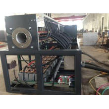 24 Hours Continously Heating Electric Induction Furnace For