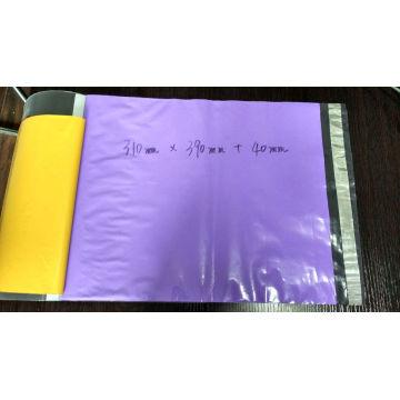 Sacos descartáveis / documento do saco do correio / encarregado do envio da correspondência poli do correio do toque