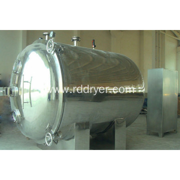 High quality FZG drying Electronic Square Static Vacuum Dryer