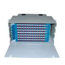 Unidad de empalme y distribución de 96 núcleos ODF