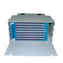 Unidade de distribuição e distribuição de 96 núcleos ODF