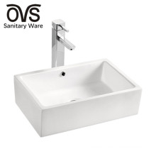 foshan bathroom ceramic above counter sink