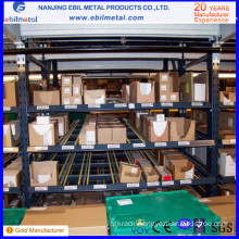 Warehouse Equipment Customized Storage Pipe Carton Flow Rack