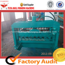 YF T125 roof tile rolling machine