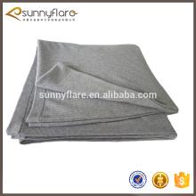 Couverture tricotée de cachemire de 100% mongolia, grande couverture domestique