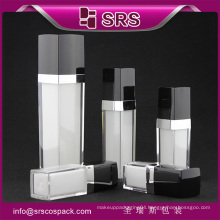 L050 square shape Acrylic Cosmetic Bottle , Spray Perfume Bottle