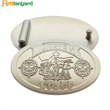 Custom Engraved Belt Buckles
