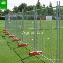 Galvanizado temporário Yard Fencing