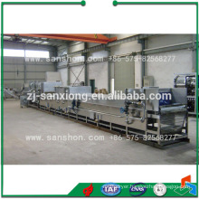 Food cooking Machine Fruits and Vegetable Blancher Cooking Machine