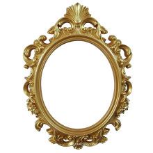 Espejo de pared enmarcado al por mayor para la decoración casera