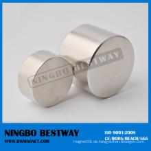 Unregelmäßiger Formzylinder Permanent NdFeB Magnet