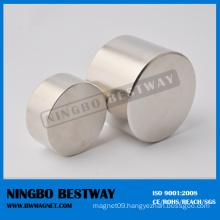 Irregular Shape Cylinder Permanent NdFeB Magnet