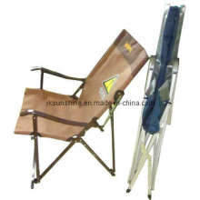 Folding Aluminum Chair (XY-136)