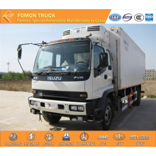Japan Technology FVR 20tons Freezer Box Truck