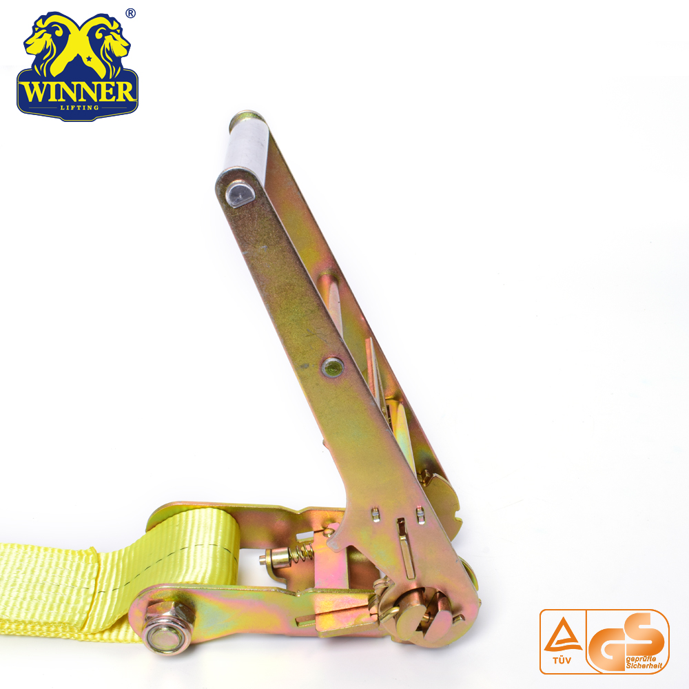 Heavy Duty Ratchet Straps Tie Down Straps Lashing Straps