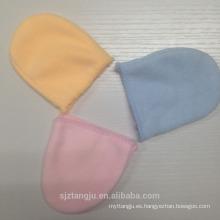 Limpieza facial de microfibra Limpieza facial Limpieza de guantes Mitt Glove Limpieza facial de microfibra Limpieza facial Mitt Guante de limpieza