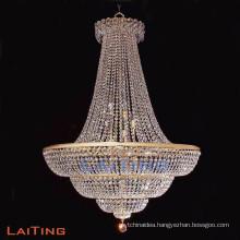 3-year Warranty light Big Chinese Crystal Chandelier LT-62016