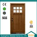 Customize Craftsman Door Room Interior Wooden Factory