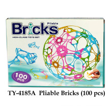 Pliable Bricks Toy