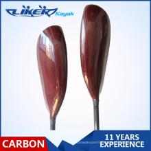Kayak Paddle, Wing Full Carbon Fiber Paddle Dark Red