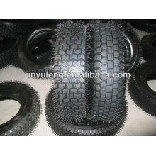 16 x 4,50-8 резиновых колес / шин для обязанность Барроу