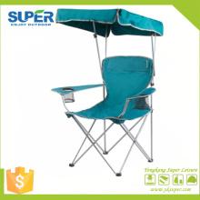 Chaise de camping pliante de haute qualité avec auvent (SP-115B)
