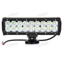 """Barra de luz LED 12 V à prova d'água de 10,5 """"54 W de fábrica"""