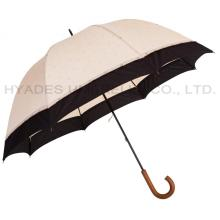 Parasol Fashion Women's Straight Dome Umbrella