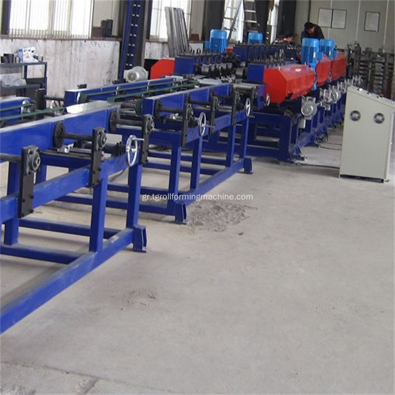Υποστηρίξτε το Unistratut Strut Cable Tray Roll Forming Machine