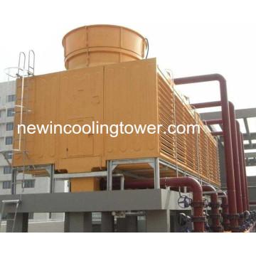 Preço baixo FRP Cross Flow torre de refrigeração para a indústria