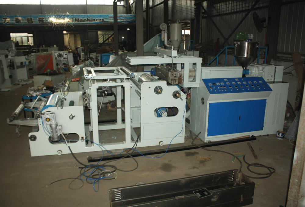 PVC Stretch Cling Film Making Machinery