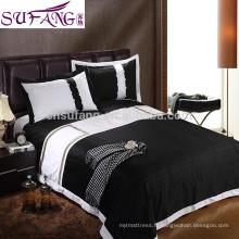 Ensemble de chambre à coucher de style européen / 4 pièces tissu fonctionnel
