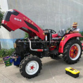 Cheap Tractor 60HP 4Wheel Drive Farm Implements