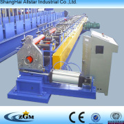 square/round Welded Pipe Making Line with High Frequency/welded pipe roll forming machine line