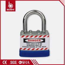 WATERPROOF SAFETY LAMINATED PADLOCKS BD-J41 with CE Certtification
