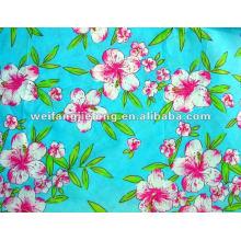 tissu en taffetas de polyester chaud