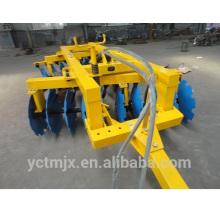 Maquinaria agrícola Desplazamiento hidráulico Grada de discos de alta resistencia