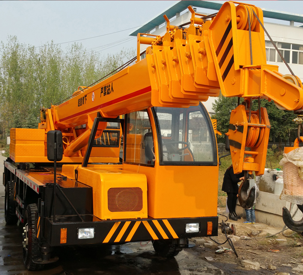 Straight Boom Crane for Road Light