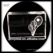 3D Lasergravur Ping-Pong Fledermaus