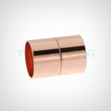 Red Copper Pipe Fittings
