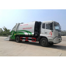 New Diesel Dongfeng Compact Garbage Truck