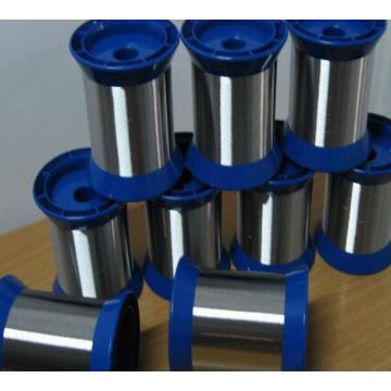 Scourer Raw Material 0.7mm Stainless Steel Scourer Wire