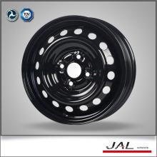 14 inch black wheels steel wheels auto wheels for passenger car