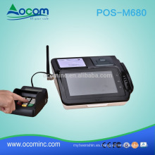 Android Tablet POS Terminal with Barcode NFC Reader and Printer