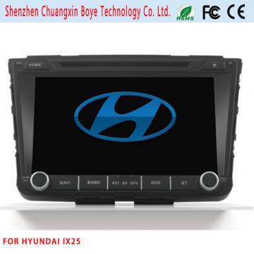 Auto DVD Spieler für IX25 mit GPS iPod Bluetooth TV