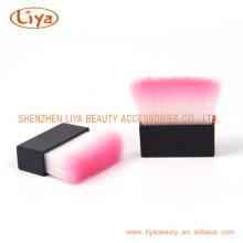 Quadratischen Griff, die kompakte Pinsel aus Nylonhaar