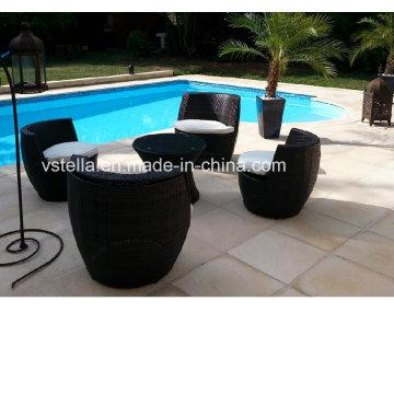 Garten Outdoor Wicker Patio Rattan Set