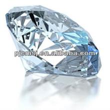 Custom clear blank large crystal diamond wholesale 2017