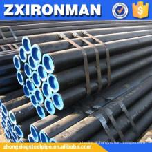 DIN 2391 2448 1629 st37 st52 tubulação de aço sem costura